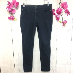 MICHAEL KORS STRETCH JEANS SIZE 10
